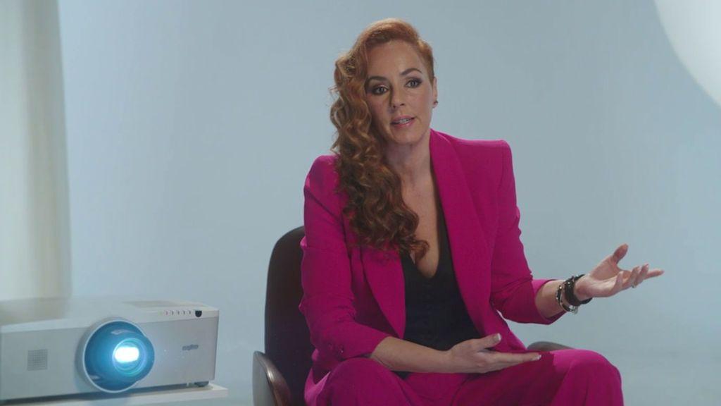 A que no te vas Rocío, contar la verdad para seguir viva Temporada 1 Episodio 5