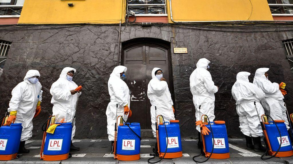"""El sector sanitario de Bolivia anuncia un bloqueo de carreteras ante la """"indiferencia"""" del Gobierno"""