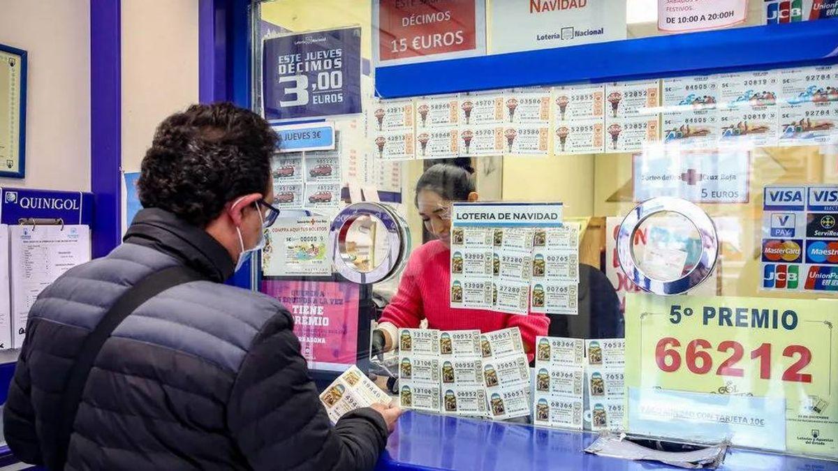 Condenada una lotera de Sevilla por quedarse 926.000 euros para pagar deudas