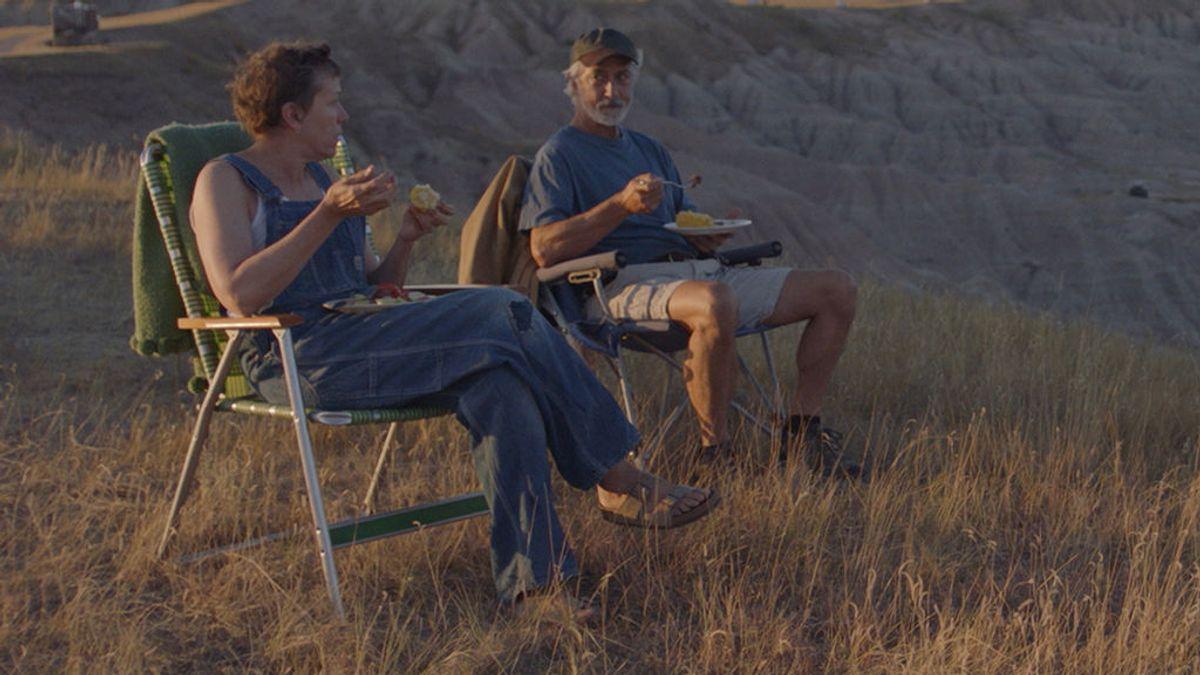 La vida nómada en la jubilación: el fenómeno en alza que denuncia Nomadland