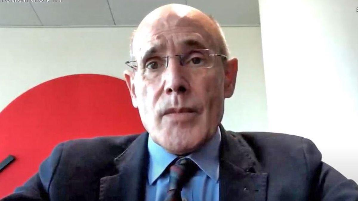 """Rafael Bengoa afirma que abril será el mes de la cuarta ola y la vacunación no logrará """"detenerla"""""""
