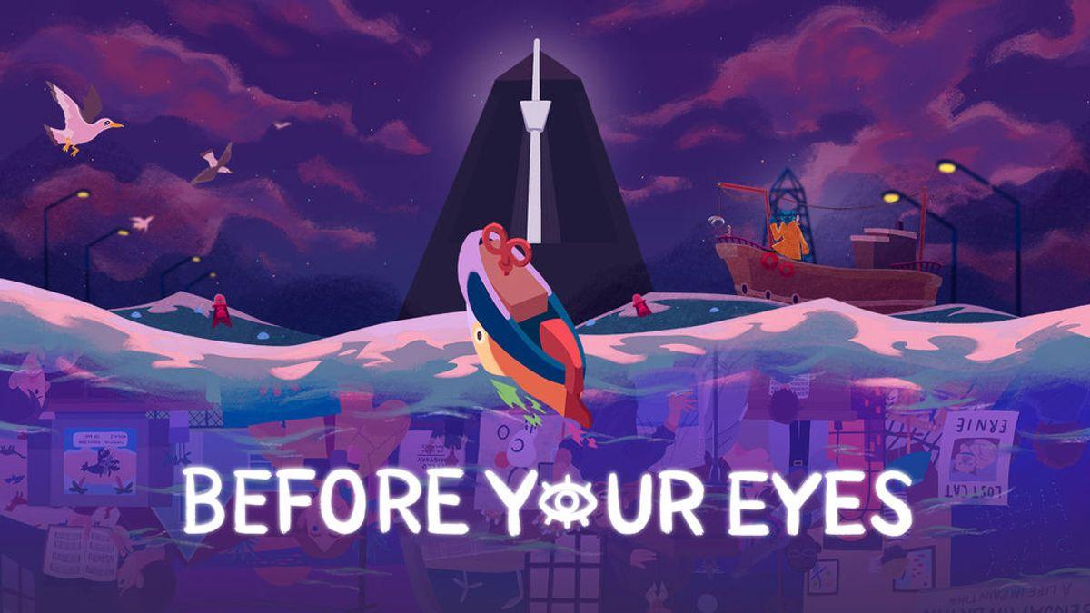 Before Your Eyes: una emotiva aventura en un abrir y cerrar de ojos