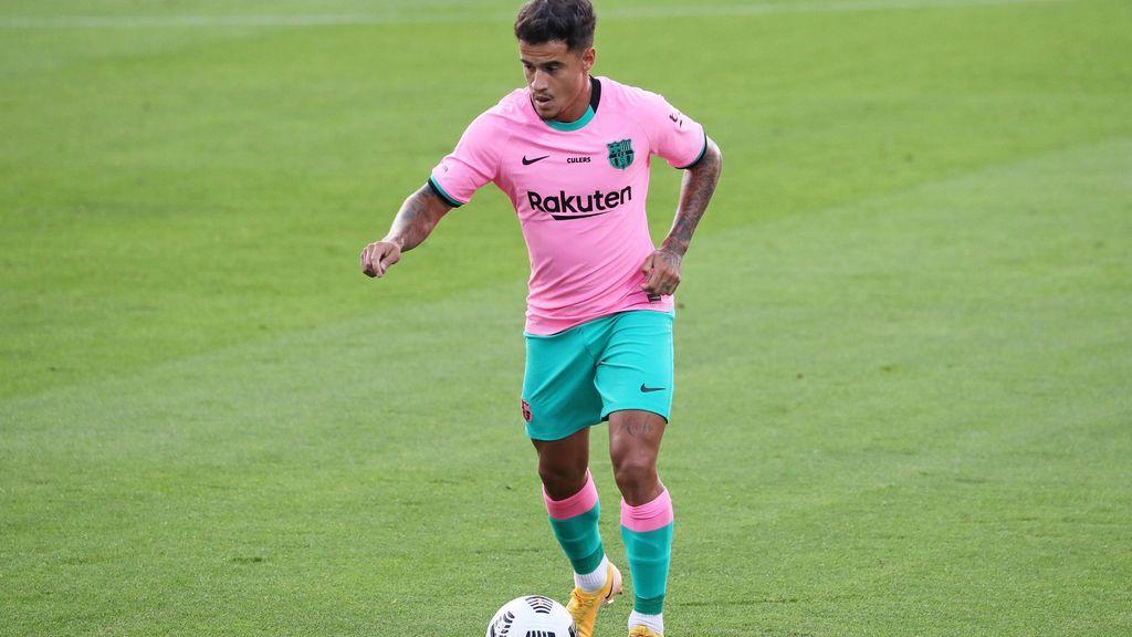 El Barça se ahorra 20 millones por la recaída de Coutinho: no cumple con una de las cláusulas del fichaje