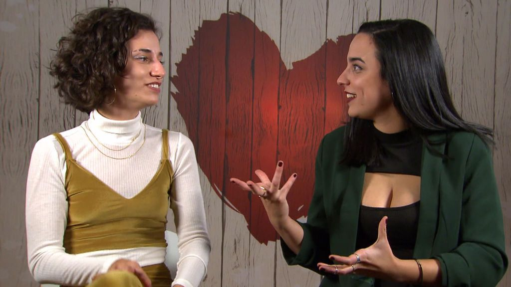 ¿Chica o chico?.. ¡Sorpresa! First Dates Temporada 4 Programa 1210