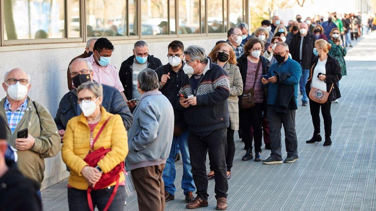 España sube a 128 muertos y 9.463 hospitalizados por coronavirus