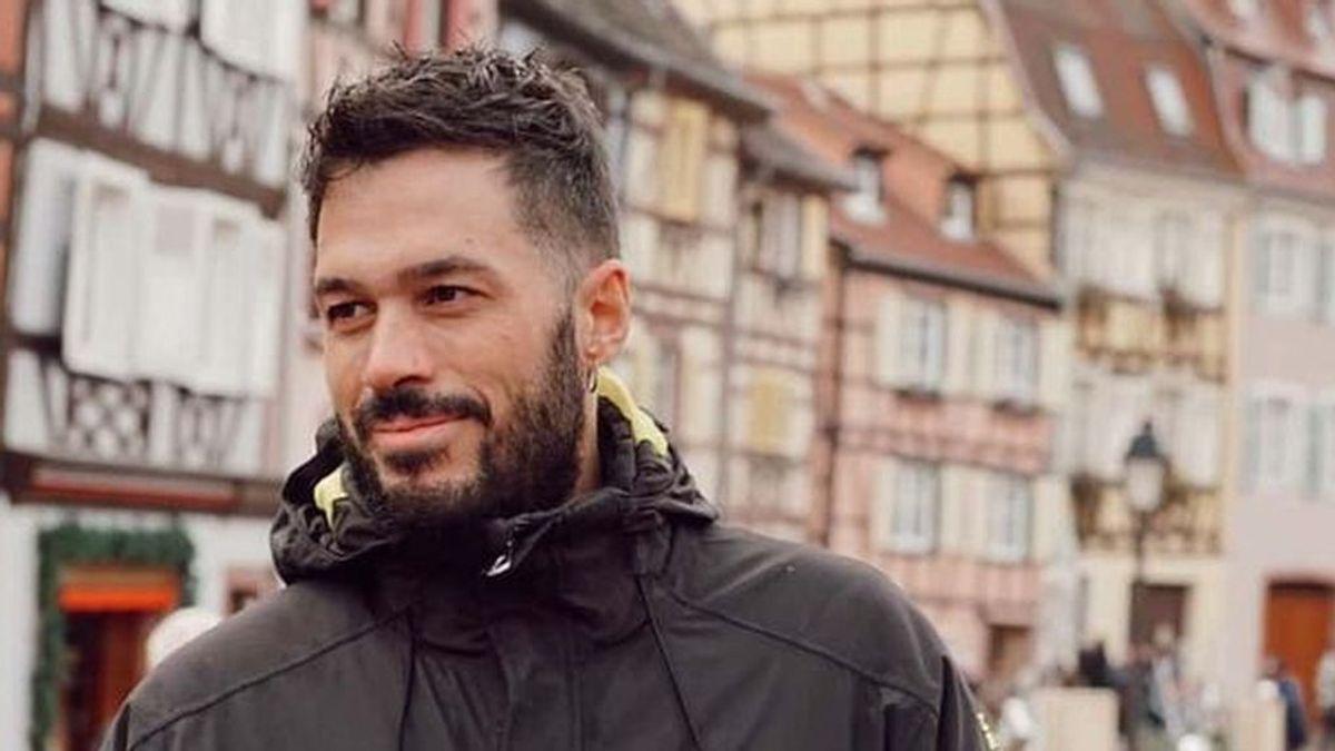 Enamorado, viajero y cámara de televisión: así es Nacho, el 'desconocido' hermano de Dani Martínez