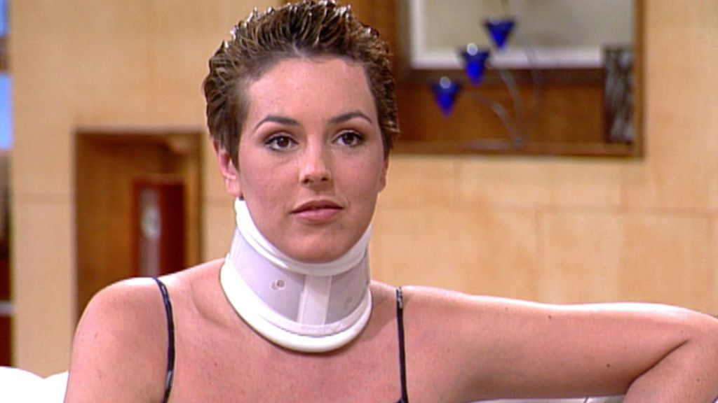 Rocío Carrasco en 'Día a Día' (2000)