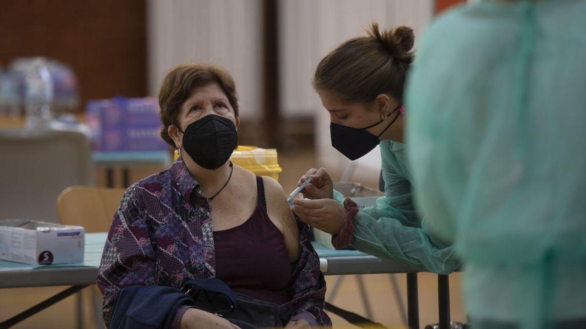 España supera los seis millones de vacunados con al menos una dosis