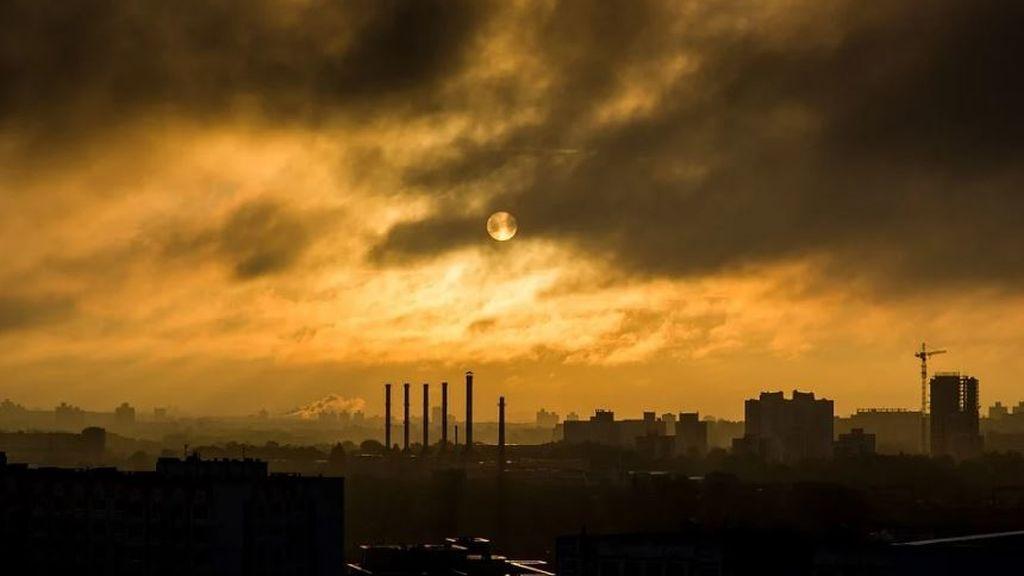 Récord histórico de CO2 en la atmósfera: la concentración supera en un 50% los niveles preindustriales