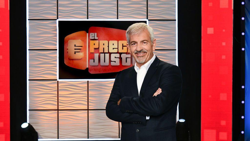 'El Precio Justo' debuta en Telecinco con el liderazgo entre los jóvenes tras duplicar a Antena 3 en menores de 55 años