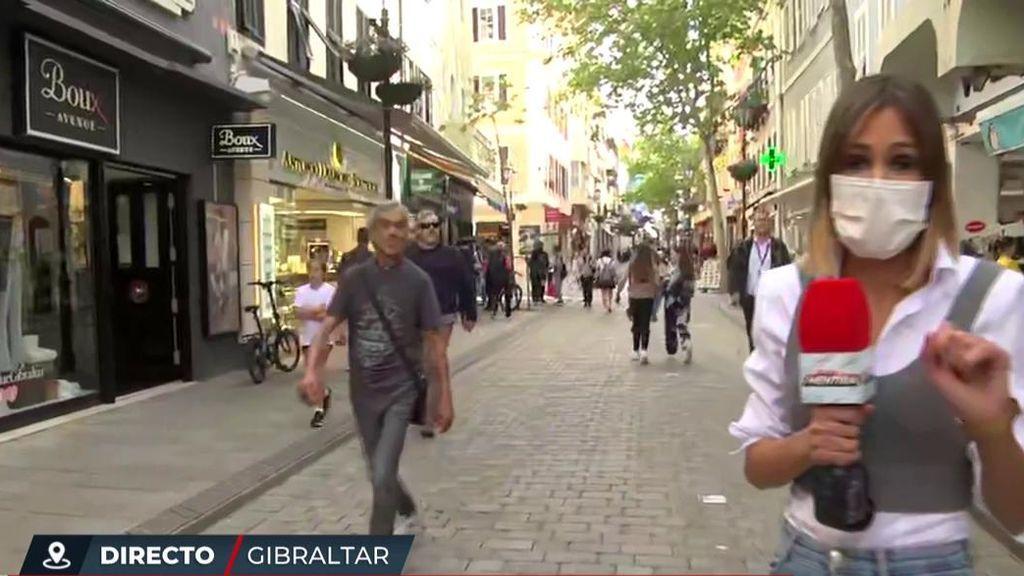 Gibraltar se adelanta a la nueva normalidad: sin mascarillas, sin aforo y sin toque de queda