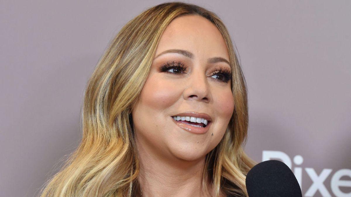 """Mariah Carey reacciona con un grito tras recibir la vacuna contra la covid: """"Son sus efectos secundarios"""""""