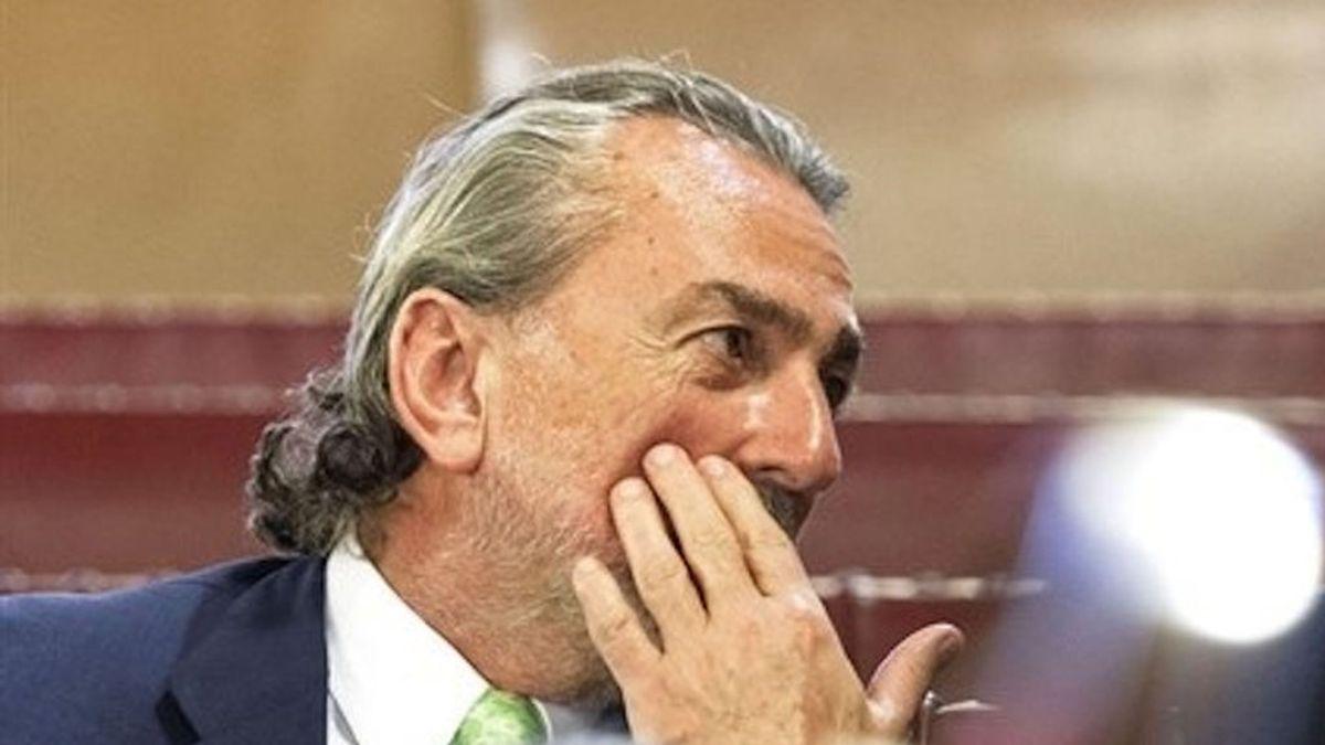 Correa pide no declarar como testigo en el juicio de los papeles de Bárcenas