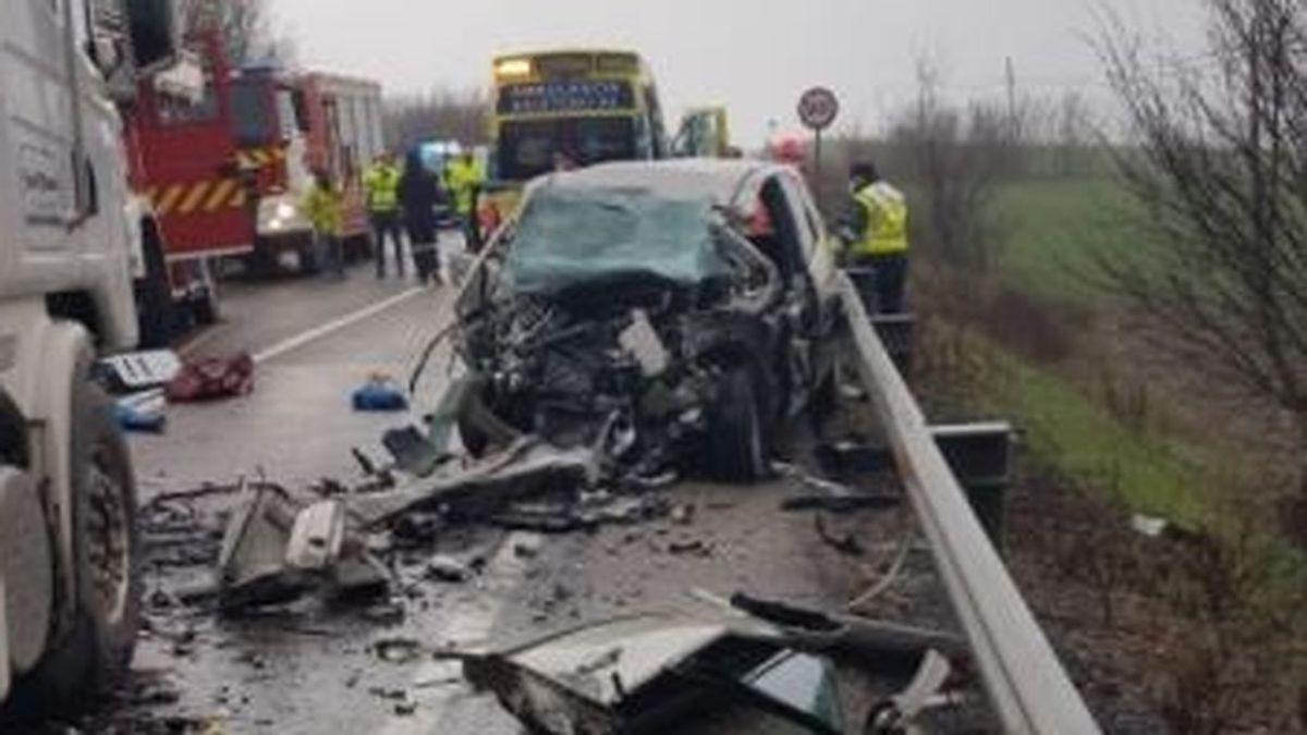 32 muertos en carretera durante la Semana Santa, la cifra más alta en cinco años pese a los cierres perimetrales