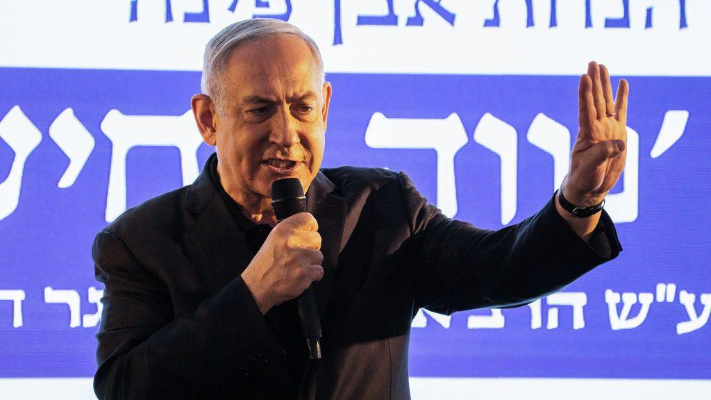 El presidente de Israel encarga a Netanyahu la difícil tarea de formar Gobierno