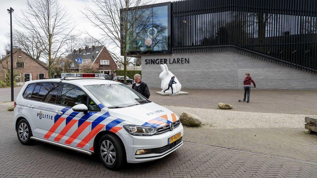 Detenido el sospechoso de robar un cuadro de Van Gogh con el museo holandés cerrado por la pandemia
