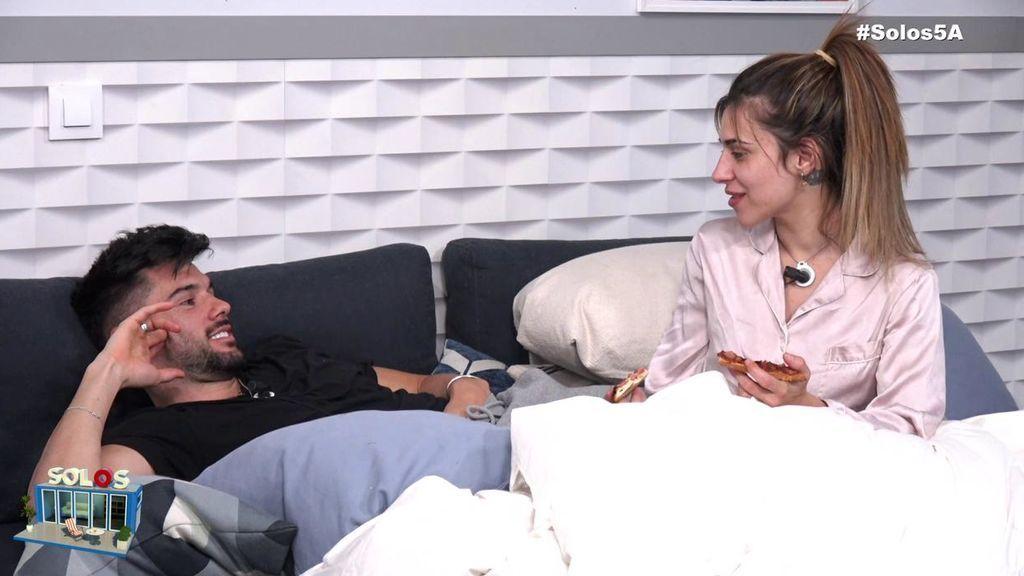 La conversación de Bea y Dani que ha enamorado en redes