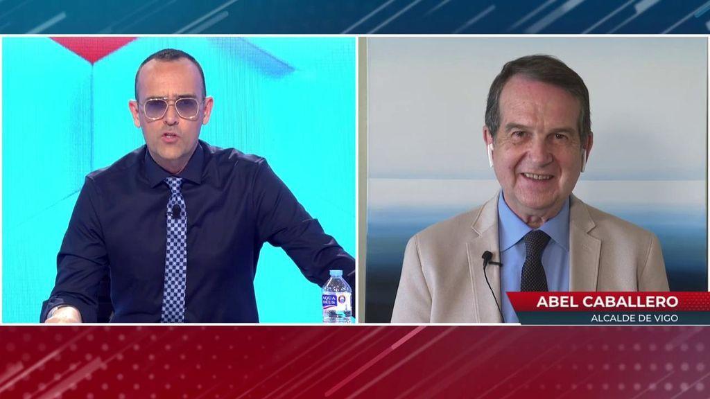 """Abel Caballero critica las negociaciones de Ayuso para comprar vacunas por su cuenta: """"Es un disparate"""""""