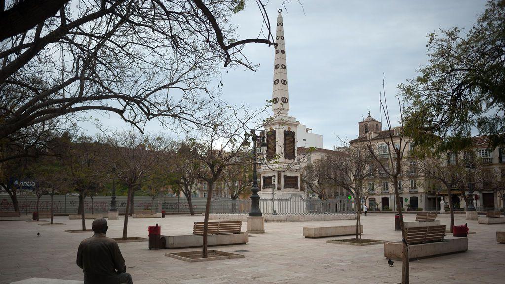 Detenido por hacerse pasar por policía y cachear a menores en Málaga