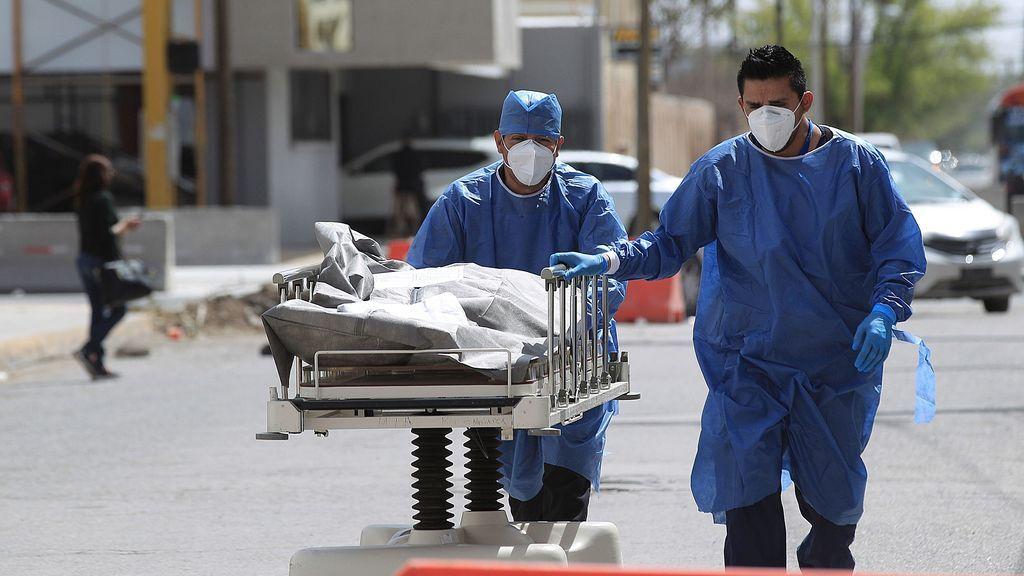 Detenido un trabajador de hospital en México por violar a una mujer de 75 años intubada por covid