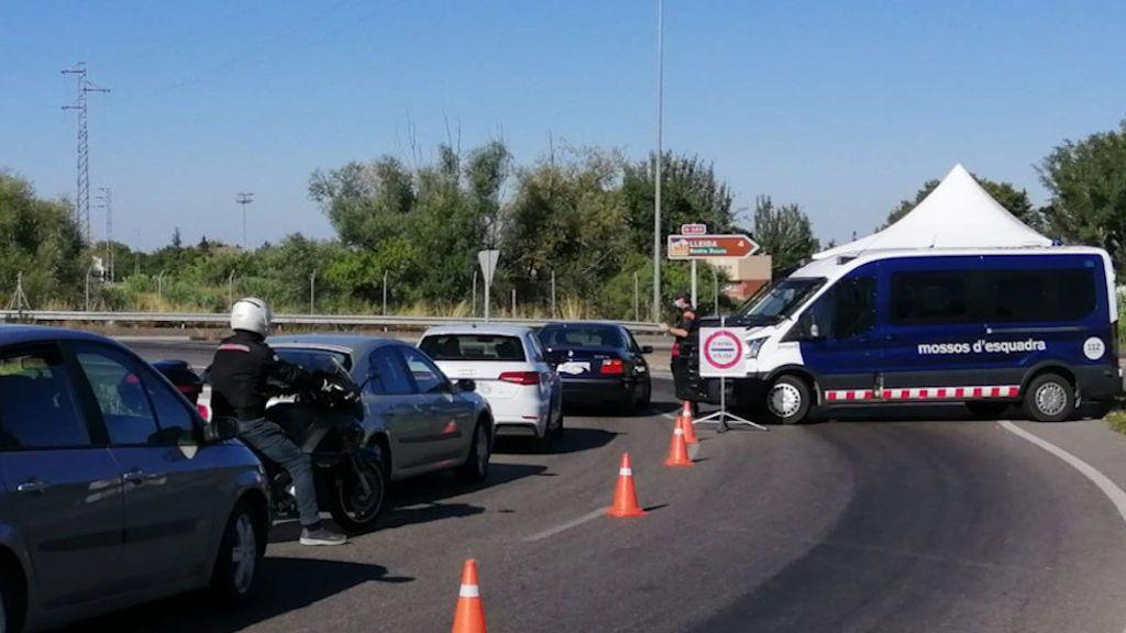Cataluña vuelve al confinamiento comarcal también para convivientes para afrontar la cuarta ola