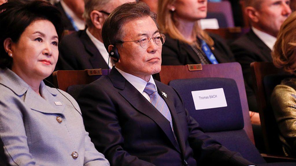Moon se enfrenta a una derrota sin precedentes en las municipales de Corea del Sur