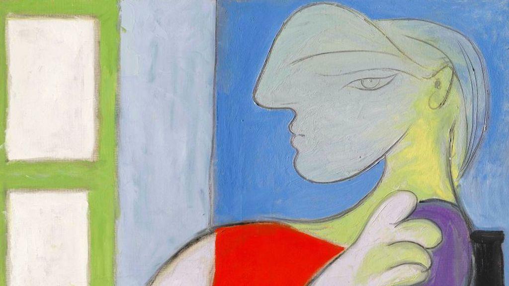 Un cuadro de Picasso dedicado a su musa y amante será subastado en Christie's por 46 millones de euros