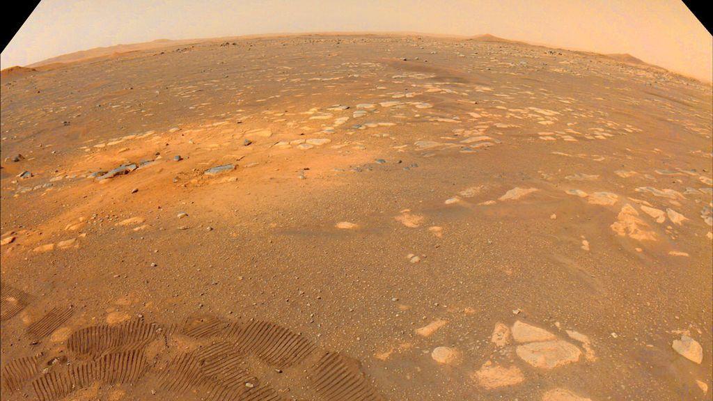 ¿Qué tiempo hace en Marte? El instrumento español MEDA envía el primer informe meteorológico