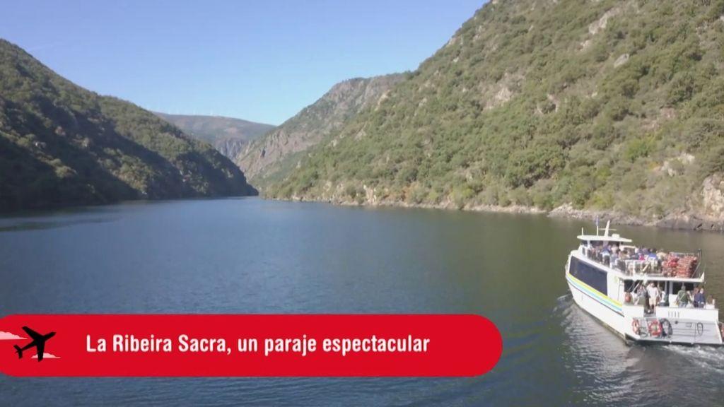Ourense paraíso del agua, los fiordos del sur de Europa y aguas termales