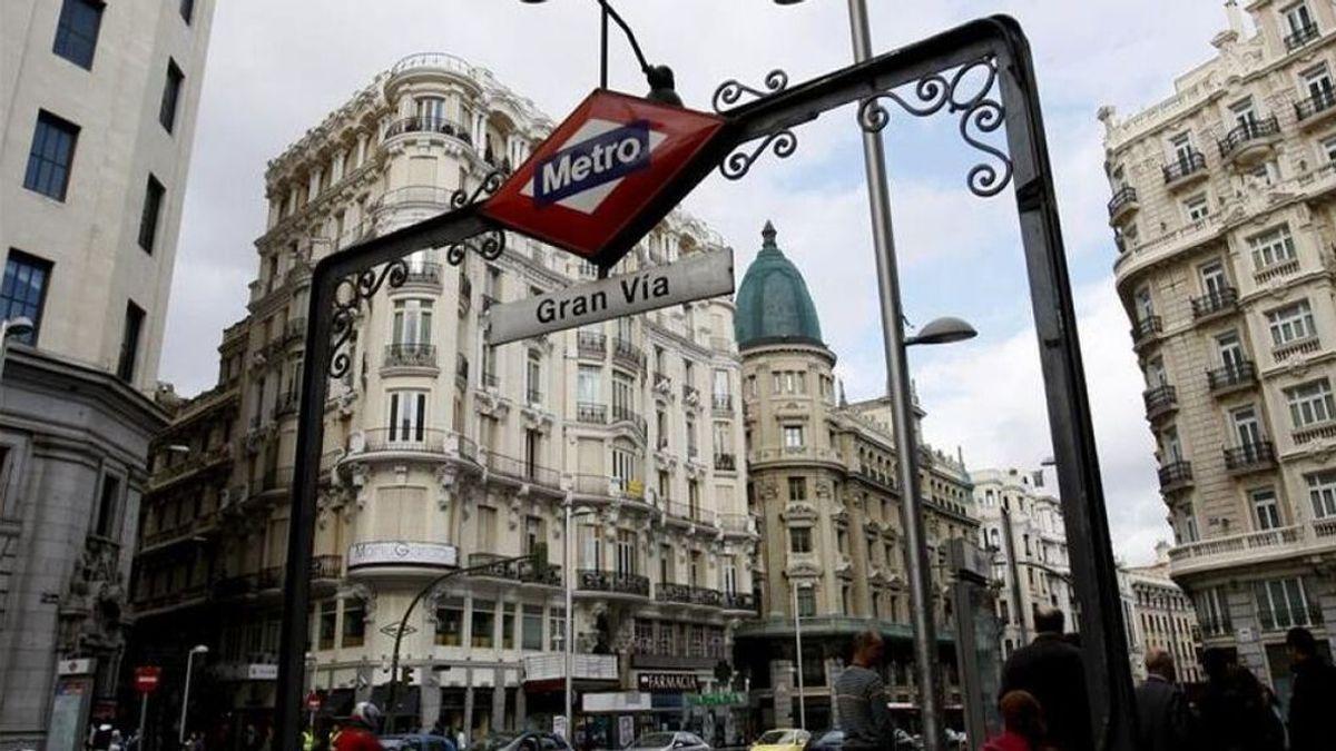 La estación de Metro de Gran Vía en Madrid reabrirá en julio tras casi 3 años cerrada