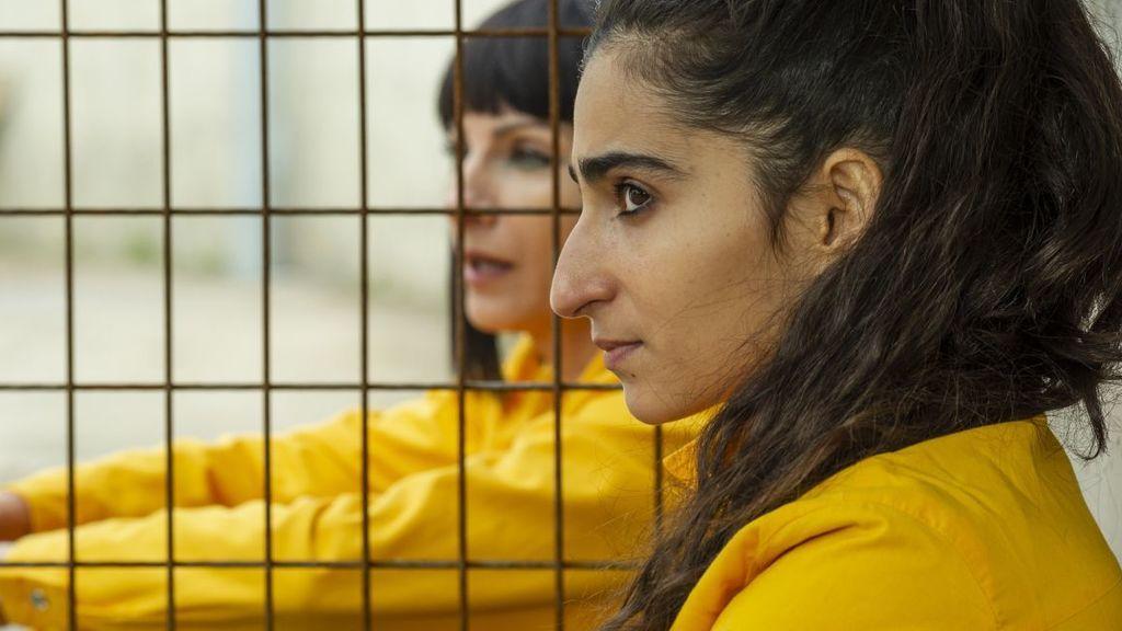 Alba Flores interpreta a una mujer lesbiana en 'Vis a Vis'