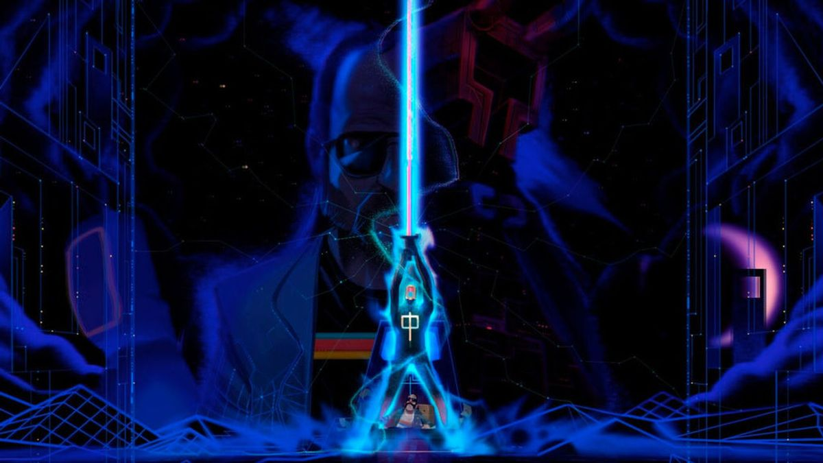 Análisis de Narita Boy: viaje al centro de un videojuego ochentero