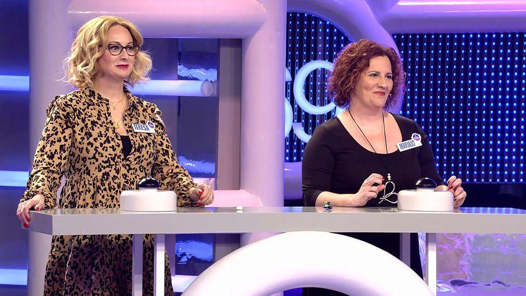 Teresa y Mariajo El concurso del año Temporada 3 Programa 464