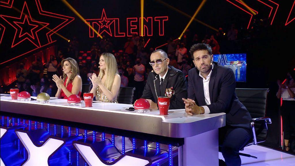 Segunda semifinal Got Talent Temporada 6 Gala 12