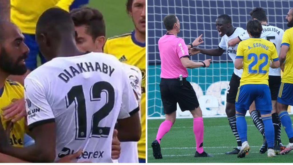 """Tebas afirma haber encontrado al jugador que insultó a Diakhaby de forma racista: """"No es Cala, tiene acento sudamericano"""""""