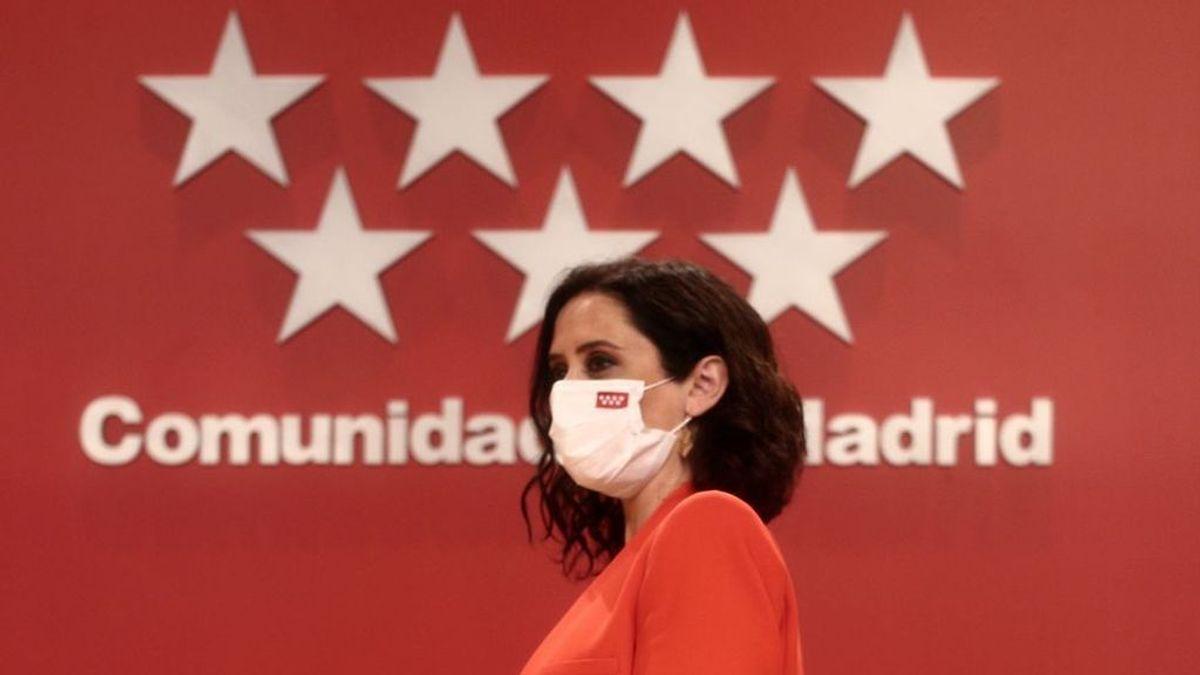 En directo: comparecencia de Isabel Ayuso tras el Consejo de Gobierno