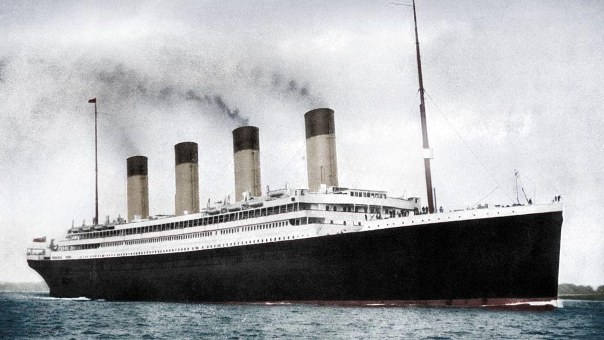 """""""Con amor, Jack"""": una postal de un tripulante del Titanic sale a subasta por más de 12.000 euros"""