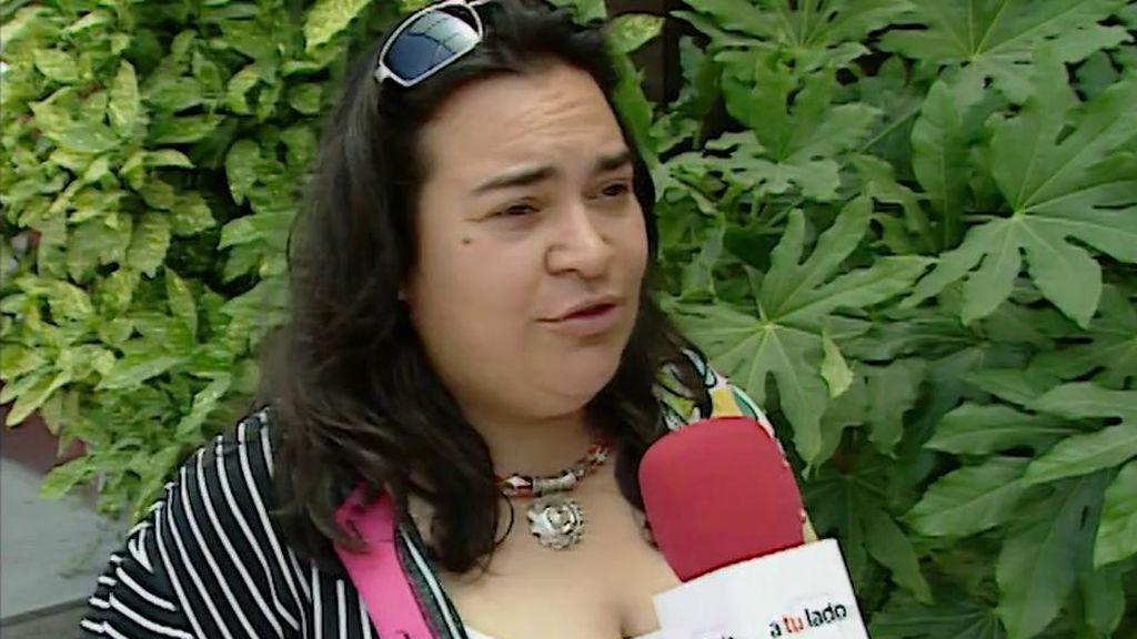 La niñera de Rocío Carrasco