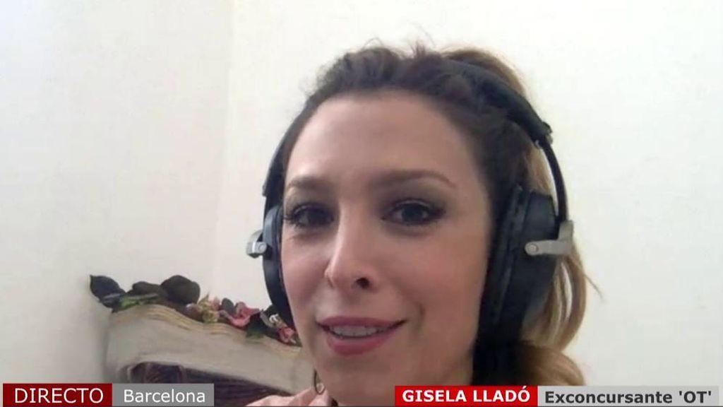 Entrevista a la cantante Gisela