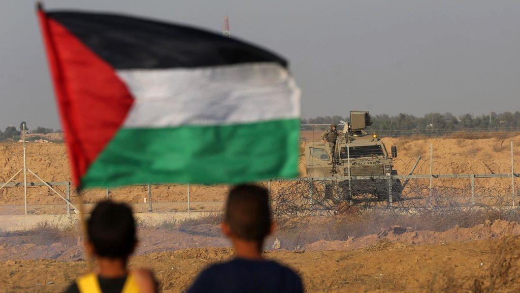 """""""Un alivio vital"""": EE.UU. reanuda la ayuda al pueblo palestino con cerca de 200 millones de euros"""
