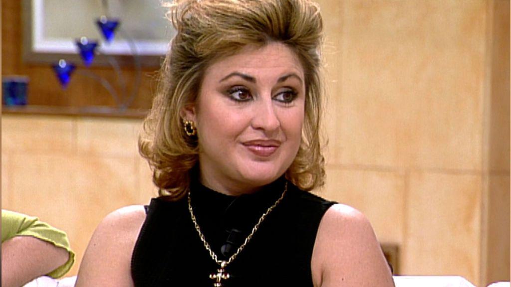 Raquel Mosquera hablando de Rocío Carrasco