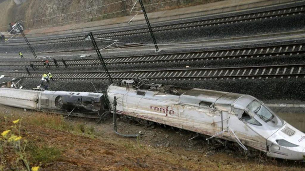 La Audiencia de Coruña solo juzgará al maquinista del accidente de Angrois y a Adif