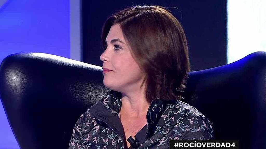 """Samanta Villar, impactada con el testimonio de Rocío Carrasco: """"Es la conde más grande que te puede caer como madre"""""""