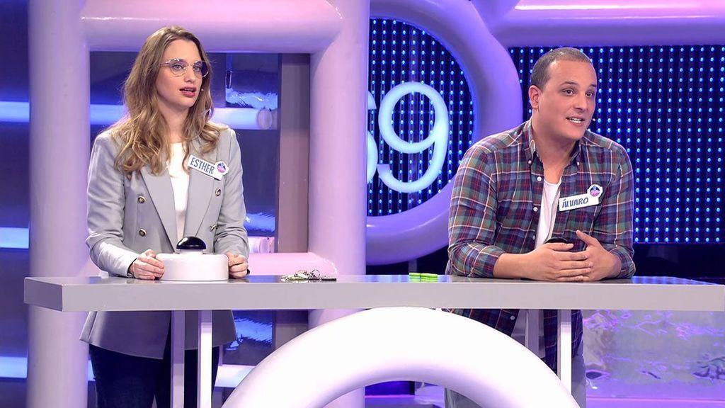 Esther y Álvaro El concurso del año Temporada 3 Programa 465