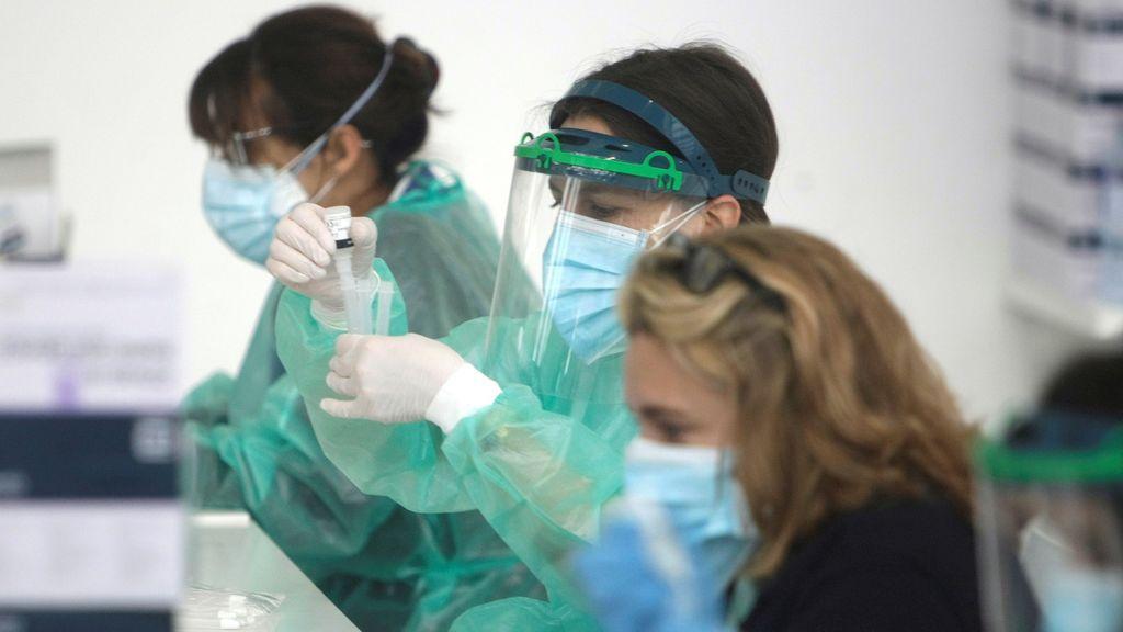 Los hospitalizados por coronavirus en España siguen aumentado