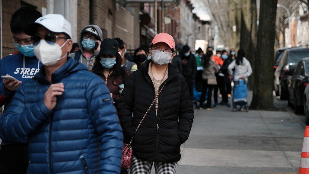 Nueva York entregará hasta 15.600 dólares a inmigrantes indocumentados afectados por la covid