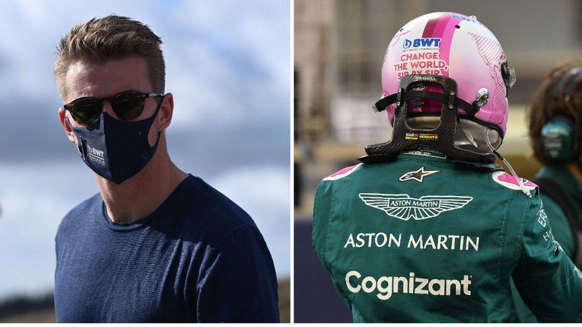 Aston Martin se queda con el reserva más deseado: Nico Hulkenberg será su tercer piloto