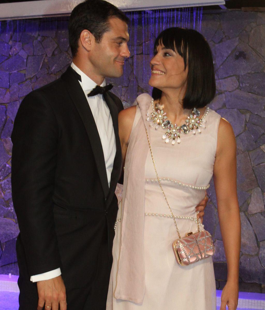 Irene Villa y Juan Pablo Lauro tienen tres hijos en común
