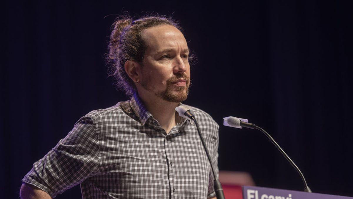 """Iglesias arremete contra el paso de Vox por Vallecas: """"Todo el mundo sabe a qué iban"""""""