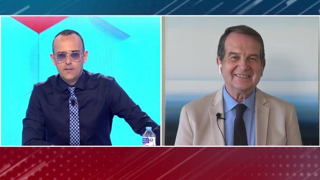 Abel Caballero critica las negociaciones de Ayuso para comprar vacunas por su cuenta Todo es mentira 2021 Programa 564